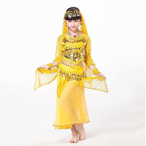 00402childrens-day-belly-dance-indian-child-costume-chiffon-coins-belt-dance-pants-kids-indian-dance-costumes