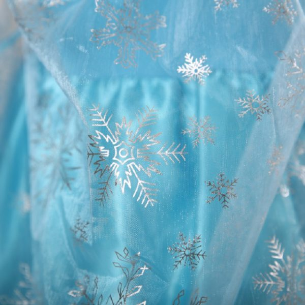 00505high-quality-girls-princess-anna-elsa-cosplay-costume-kids-party-dress