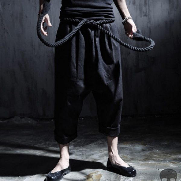 00901men-fashion-punk-big-rock-crotch-pants-male-ankle-length-trousers-vintage-culottes-bloomers-linen-harem-pant-stage-costumes