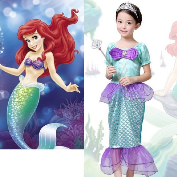 01405the-little-mermaid-kids-girls-dress-princess-cosplay-halloween-costume-hot
