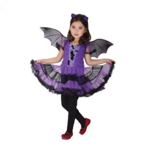 04501-halloween-cosplay-girls-dress-childrens-bat-cosplay-costume
