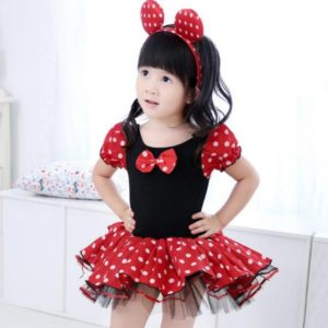 05801-minnie-mouse-kids-girls-party-dress-fancy-costume-ballet-girls-tutu-dressear-hair-clip