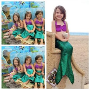 06201-cosplay-costume-mermaid-sets-kids-for-girl-fishtail-princess-ariel-skirt