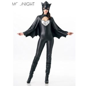 08101-sexy-batman-costumes-carnival-costume-for-women-jumpsuits-with-black-cloak-halloween-cosplay