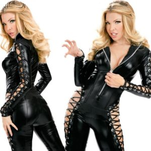14101-women-sexy-solid-black-faux-leather-bodysuit-hollow-out-catsuit-costume-hot-sexy-jumpsuits-long-sleeve