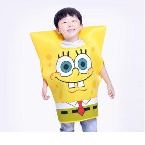 19701-halloween-costumes-for-kids-cartoon-sponge-costumes