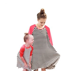 20101-casual-style-striped-long-sleeve-dress-vestido-mother-daughter-dresses