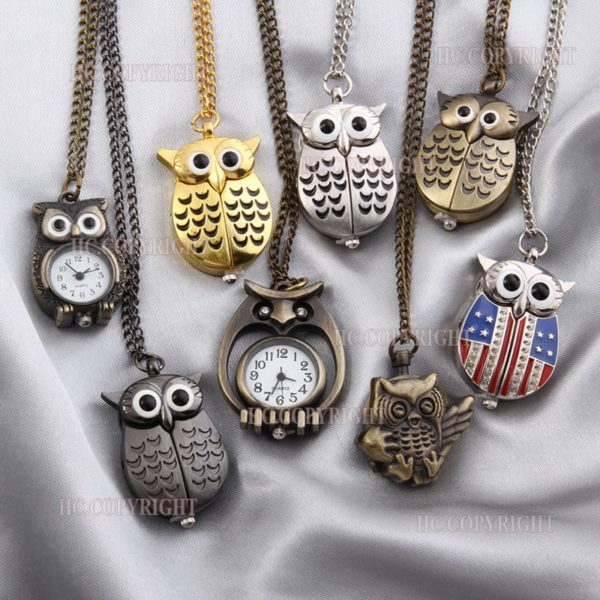 49201-retro-owl-shape-quartz-pocket-watch-with-free-chain-antique-vintage-animal-pendant-key-ring-men-gift