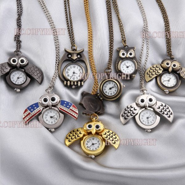 49203-retro-owl-shape-quartz-pocket-watch-with-free-chain-antique-vintage-animal-pendant-key-ring-men-gift
