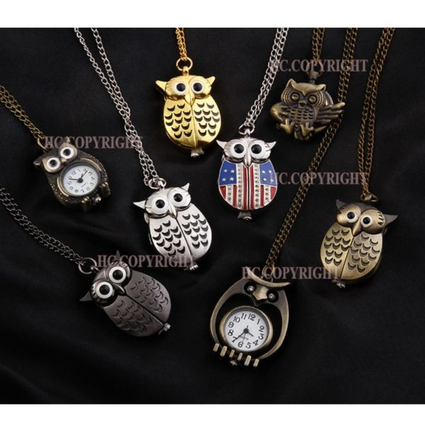 49204-retro-owl-shape-quartz-pocket-watch-with-free-chain-antique-vintage-animal-pendant-key-ring-men-gift