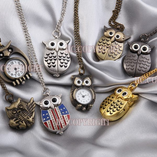 49206-retro-owl-shape-quartz-pocket-watch-with-free-chain-antique-vintage-animal-pendant-key-ring-men-gift