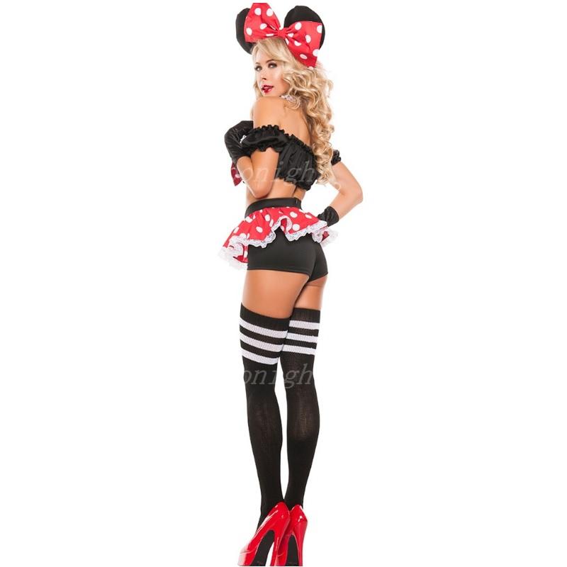 Мышки эротический костюм