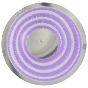 COSTUME COLOR LENS DUEBA COSPLAY LENS PURPLE BLUE SPIRAL HALLOWEEN CONTACT LENS