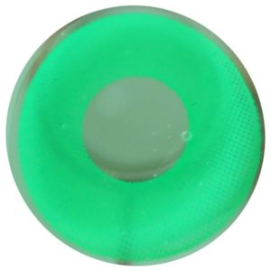 COSTUME COLOR LENS DUEBA COSPLAY LENS SOLID GREEN EYES HALLOWEEN CONTACT LENS
