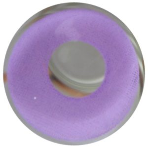 COSTUME COLOR LENS DUEBA COSPLAY LENS SOLID VIOLET HALLOWEEN CONTACT LENS