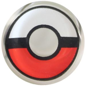 COSTUME COLOR LENS DUEBA FANCY POKEMON HALLOWEEN CONTACT LENS
