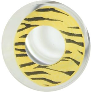 COSTUME COLOR LENS DUEBA FANCY TIGER HALLOWEEN CONTACT LENS