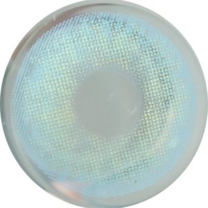 COSTUME COLOR LENS DUEBA PITCHY BLUE CONTACT LENS