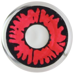 COSTUME COLOR LENS DUEBA TWILIGHT VOLTURI VAMPIRE HALLOWEEN CONTACT LENS