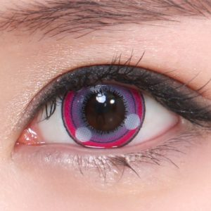 COSTUME COLOR LENS GEO CP-A5 CRAZY LENS HALLOWEEN CONTACT LENS