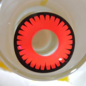 COSTUME COLOR LENS GEO CR-04 CRAZY LENS TWILIGHT VOLTURI VAMPIRE HALLOWEEN CONTACT LENS