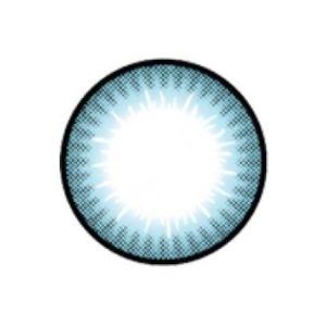 COSTUME COLOR LENS MIMI ALICE BLUE CONTACT LENS
