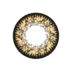 COSTUME COLOR LENS MIMI CARNATION BROWN CONTACT LENS