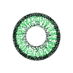 COSTUME COLOR LENS MIMI COLORNINE GREEN CONTACT LENS